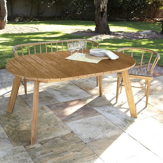 558x558px 8 Popular Expandable Outdoor Dining Table Picture in Furniture