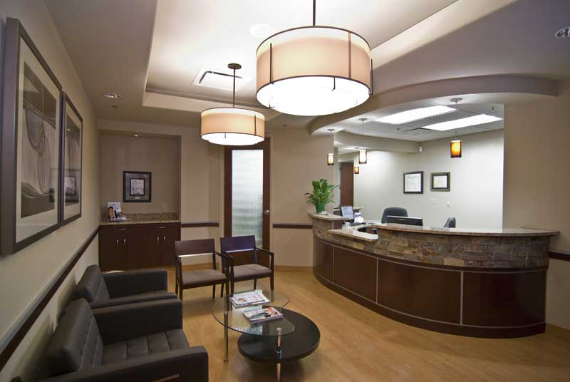 Exceptionnel Office , 7 Fabulous Medical Office Interior Design Pictures : Reception Area  Interior Design