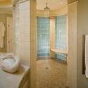small bathroom design , 6 Wonderful Doorless Walk In Shower Designs In Bathroom Category