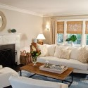 small living room design , 7 Awesome Window Treatments For Bow Windows In Living Room In Living Room Category