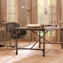 solid wood dining table , 8 Lovely Restoration Hardware Flatiron Dining Table In Furniture Category