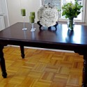 the Dining Room Table , 9 Stunning Refinishing Dining Table In Furniture Category