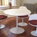 white dining table , 7 Nice Saarinen Dining Table Knock Off In Furniture Category