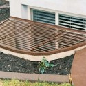 window well coverings , 8 Awesome Metal Grates For Window Wells In Apartment Category