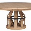 72 Inch Round Island Cottage Dining Table , 9 Hottest 72 Inch Round Dining Room Tables In Furniture Category