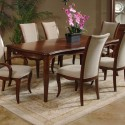 Avalon Leg Dining Room Table , 6 Top Dining Room Tables Columbus Ohio In Furniture Category