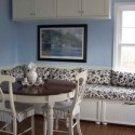 Banquette Bench Dining TAble , 8 Fabulous Banquette Dining Table In Furniture Category