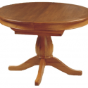 Chateau Oak Round Extending Dining Table , 7 Lovely Round Dining Table Extendable In Furniture Category