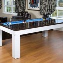 Contemporary Convertible Dining Table Design , 8 Unique Convertible Dining Room Pool Table In Furniture Category