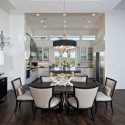 Contemporary Dining Room Table , 6 Georgeous Modern Dining Table Centerpieces In Dining Room Category