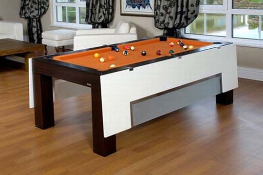 Furniture , 8 Unique Convertible Dining Room Pool Table : Convertible Dining Table Design
