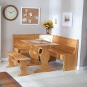 Corner Dining Table , 7 Stunning Breakfast Nook Dining Table In Furniture Category