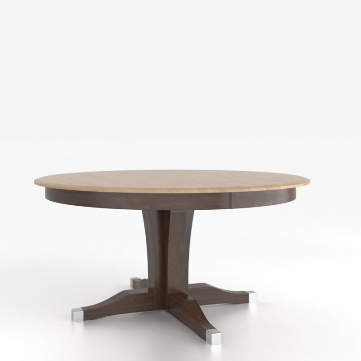 Furniture , 7 Fabulous Canadel Dining Table : Custom Dining Classic Traditional