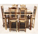 Dallas Counter Height , 8 Lovely Counter Height Dining Room Table Sets In Dining Room Category