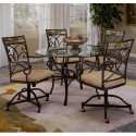 Dining 5 Piece Set , 6 Top Dining Room Tables Columbus Ohio In Furniture Category