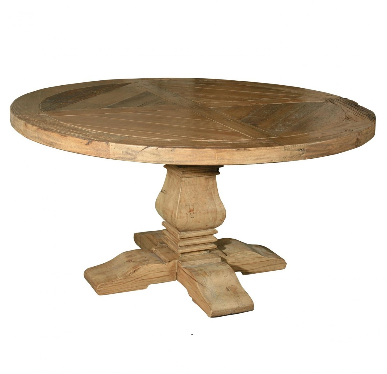 1280x1237px 8 Awesome Reclaimed Wood Round Dining Room Table Picture in Dining Room