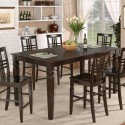 Dining Room Table Set , 8 Lovely Counter Height Dining Room Table Sets In Dining Room Category