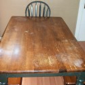 Dining Room Table , 8 Gorgeous Refinishing Dining Table In Furniture Category