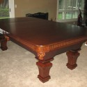 Dining Table Conversion Top , 8 Unique Convertible Dining Room Pool Table In Furniture Category