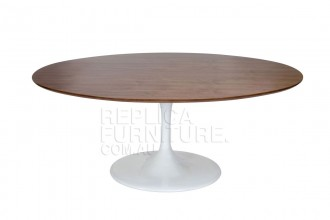 1200x800px 7 Gorgeous Oval Tulip Dining Table Picture in Furniture