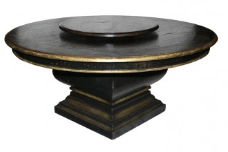 762x762px 8 Popular Lazy Susan Dining Table Picture in Furniture