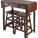 Double Drop Leaf Dining Set , 7 Popular Rectangular Drop Leaf Dining Table In Furniture Category