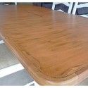 Extendable Dining Table , 8 Lovely Restored Wood Dining Table In Furniture Category
