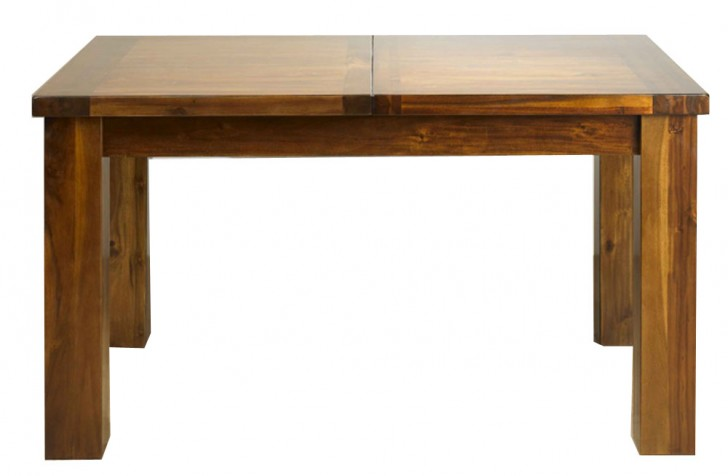 Furniture , 7 Charming Acacia Wood Dining Table : Extending Acacia Wood Dining Table