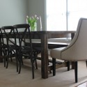 Dining Room , 6 Top Restoration Hardware Dining Table For Sale : Farmhouse Dining Table