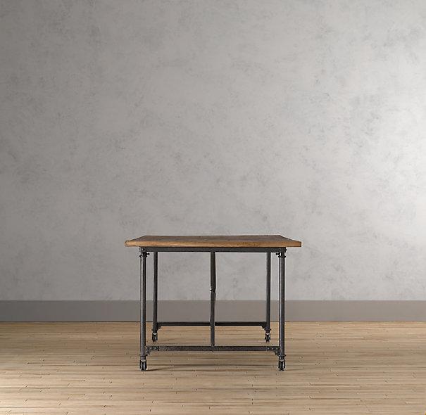 Furniture , 8 Lovely Flatiron Dining Tables : Flatiron Dining Tables