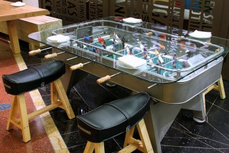 640x428px 8 Unique Foosball Dining Table Picture in Furniture