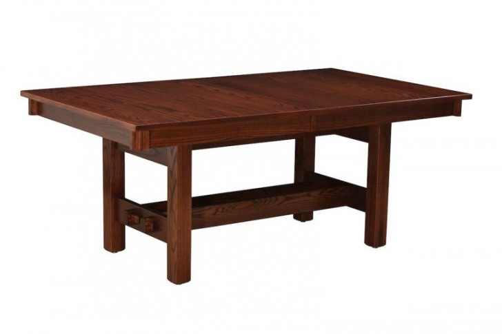 Furniture , 8 Stunning Amish Dining Table : Georgetown Dining Table