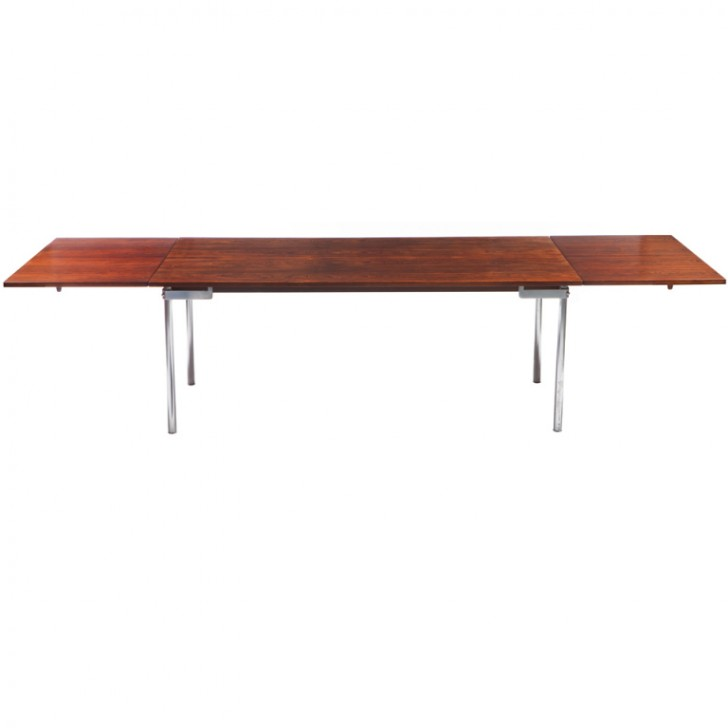 Furniture , 8 Awesome Hans Wegner Dining Table : Hans Wegner Rosewood Dining Table