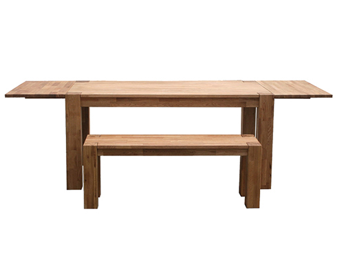 Furniture , 7 Nice EQ3 Dining Table : Harvest Dining Table