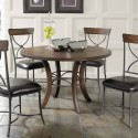 Hillsdale Cameron Round Dining Table , 8 Nice Hillsdale Dining Tables In Dining Room Category