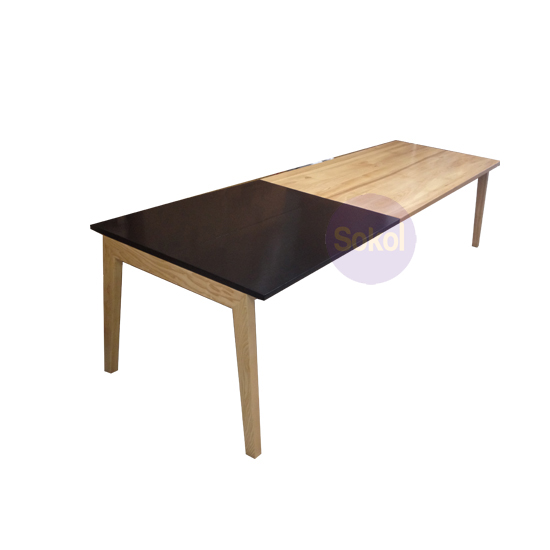 Furniture , 7 Unique Dining Tables Extendable : Home Replica Furniture Dining Tables