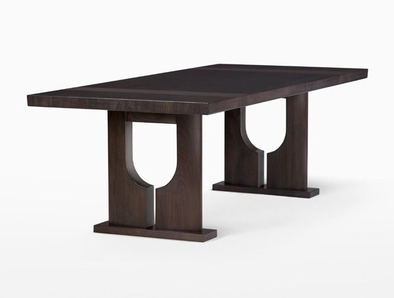 Furniture , 8 Charming Holly Hunt Dining Table : Island Dining Table