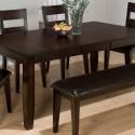 Jofran Rustic Prairie Distressed Dining Table , 8 Gorgeous Jofran Dining Table In Dining Room Category