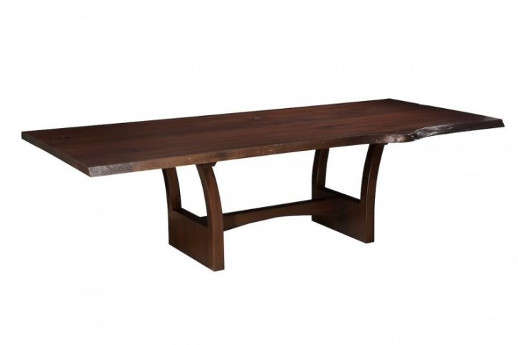 Furniture , 7 Awesome Amish Dining Table : Kodiak Dining Table