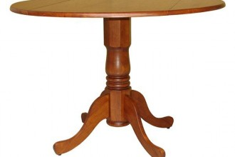 600x600px 7 Stunning Round Pedestal Dining Table With Leaf Picture in Furniture