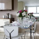 Modern Kitchen Tables , 6 Georgeous Modern Dining Table Centerpieces In Dining Room Category