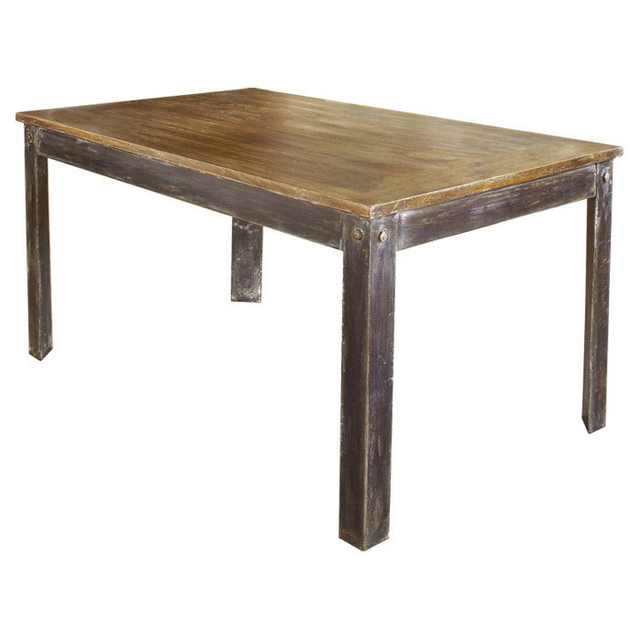 Furniture , 8 Awesome Modus Dining Table : Modus Farmhouse Dining Table