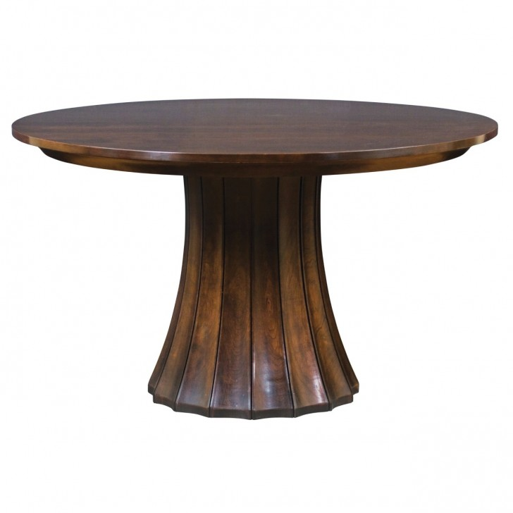Furniture , 6 Awesome Pedestal Bases For Dining Tables : OUR FIVE CHICAGO