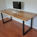 Office Desk Or Dining Table , 8 Good Poplar Dining Table In Furniture Category