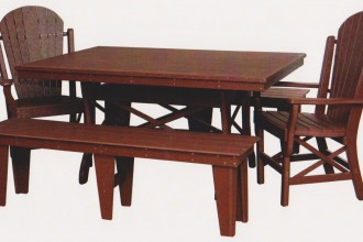 1444x828px 8 Excellent Rectangle Dining Table With Bench Picture in Furniture