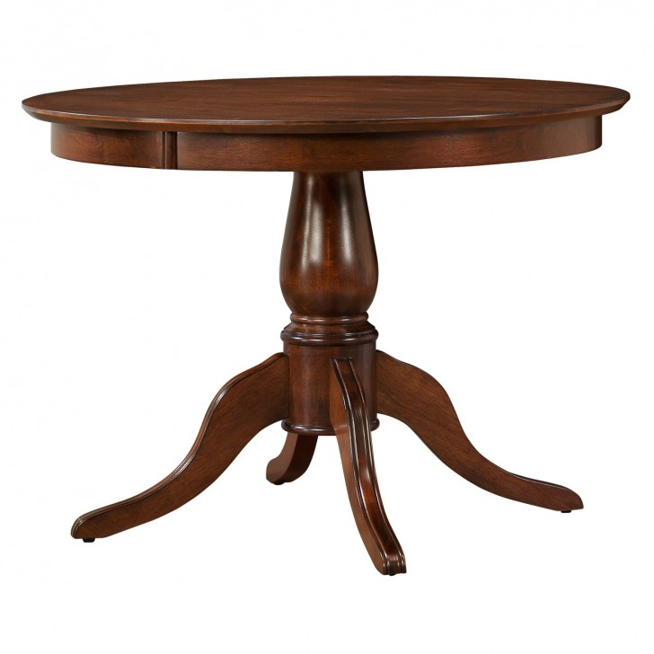 Furniture , 8 Wonderful 42 Round Pedestal Dining Table : Pedestal Dining Table