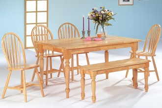 800x800px 8 Gorgeous Butcher Block Dining Room Table Picture in Dining Room