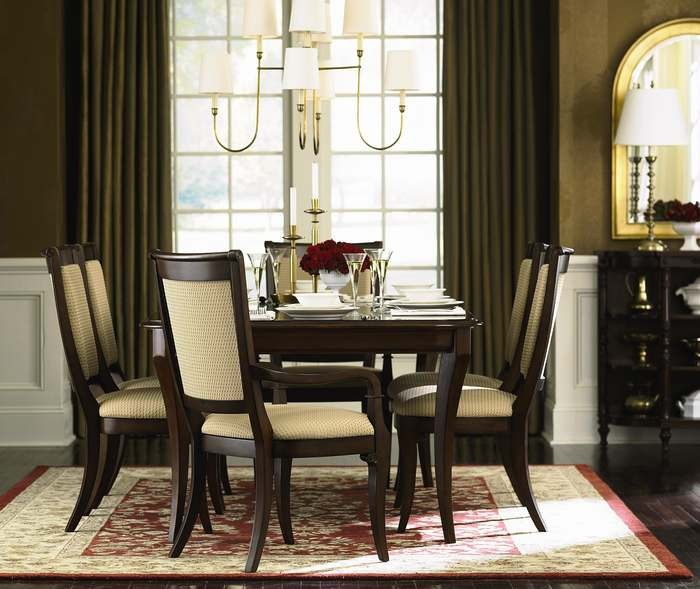 Furniture , 6 Top Dining Room Tables Columbus Ohio : Piece Dining Room