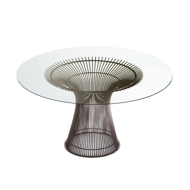 Furniture , 7 Good Platner Dining Table : Platner dining table