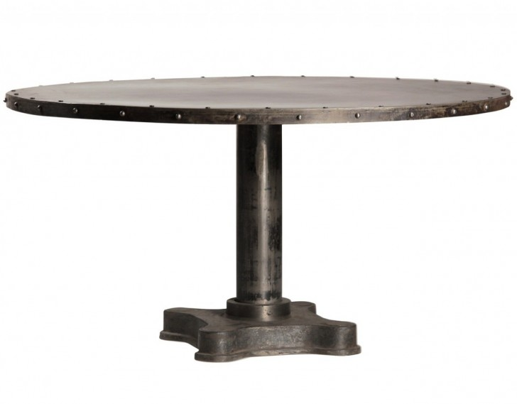 Furniture , 7 Perfect 60 Inch Round Dining Room Table : Reclaimed Wood Dining Room Tables